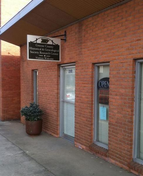 "[Image: This is a visualization of Greene County Historical & Genealogical Society's research center located at 212 W Court Street in Paragould. It's mission is ""to preserve, publish, educate and make available as much Greene County Arkansas historical and familial information as possible.""]"